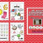 All About Consonants, Blends & Digraphs Flip/Anchor Chart