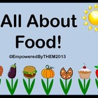 All About Food Bundle (Nutrition, Measuring and More!)
