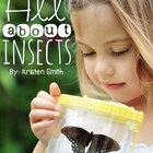 All About Insects {with literacy centers}