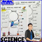 Science All About Me Printable