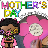 All About My Mom! {A Mother's Day Writing Craftivity}