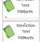 All About Nonfiction Text Features Book