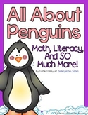 Penguins: Math, Literacy, and SO Much More!