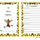 All About Pilgrims Activity Book/Journal