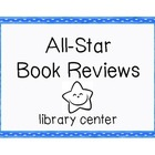 All Star Book Reviews library center