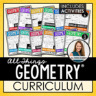 All Things Algebra - My Entire Geometry Curriculum!