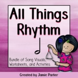 All Things Rhythm: Half Note (Bundle of Songs and Resources)