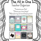 All in One Lesson Planner, Gradebook, Organizer, and MORE!
