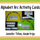 Alphabet Arc Activity Cards