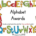 Alphabet Awards