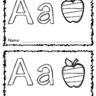 Alphabet Book RTI Letter and Sound Intervention Books