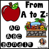 Alphabet Bundle for Beginning Sounds Mastery