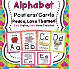 Alphabet Posters (Peace/Love Themed)