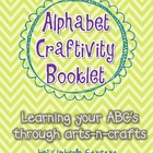 Alphabet Craftivity Booklet
