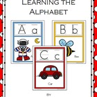 Alphabet Ideas and Worksheets