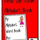 Alphabet (Initial Consonant Sound) Phonics Book