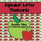 Alphabet Letter Flash Cards