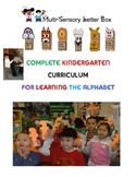 Alphabet: Multi-Sensory Letter Box Activities