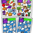 Alphabet Pictures {Creative Clips Digital Clipart}
