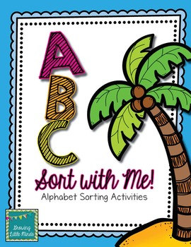 Alphabet Printable Sorting Pages