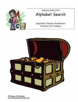 Alphabet Search