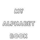 Alphabet Writing & Colouring Book