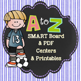 Alphabetical Order Lessons, Centers, Work Pages, Pocket Ch