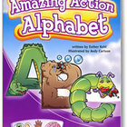 Amazing Action Alphabet Flipchart - pre-K Learning Letter