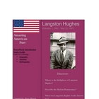 Amazing Americans-Langston Hughes