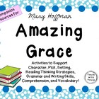 Amazing Grace by Mary Hoffman: Characters, Plot, and Setting