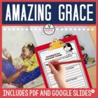 Amazing Grace by Mary Hoffman Unit Materials