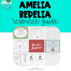 Amelia Bedelia Printables and Literacy Stations
