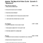 "America the Story of Us - Episode 3: ""Westward"" Viewing Guide"