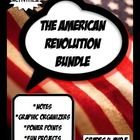 The American Revolution Bundle Grades 4 and 5