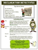 American Revolutionary War Unit: Activities Lessons Worksheets CD