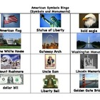 American Symbol and Monuments Matching Game