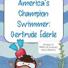 America's Champion Swimmer: Gertrude Ederle : Reading Street