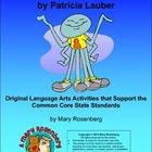 An Octopus is Amazing Original Lanaguage Arts Activities w