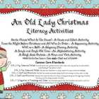 An Old Lady Christmas (There Was An Old Lady Who Swallowed