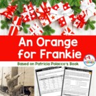 An Orange for Frankie Christmas Literature Unit