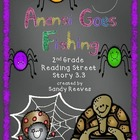 Anansi Goes Fishing Reading Street 2nd Grade Story 3.3 Com