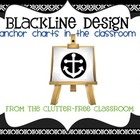 Anchor Chart Planners & Binder Cover {BLACKLINE DESIGN}
