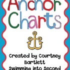 Anchor Chart pack