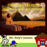 Ancient Egyptian Religious Beliefs PowerPoint Presentation