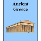 Ancient Greece, Activities and Worksheets