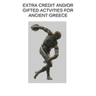 Ancient Greece: Independent Extra-Credit Activities