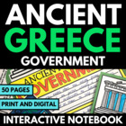 Ancient Greece: Types of Government