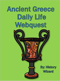 Ancient Greek Webquest and Answer Sheet