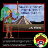 Ancient Mayan Civilization PowerPoint Presentation