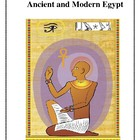 Ancient and Modern Egypt Integrated Unit, Activities and W